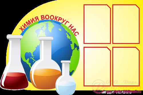 Картинки на уголок в кабинет химии